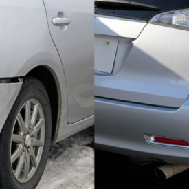 How To Get Small Dents Out Of A Car